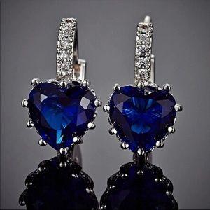 HEART SHAPED Acrylic Earrings